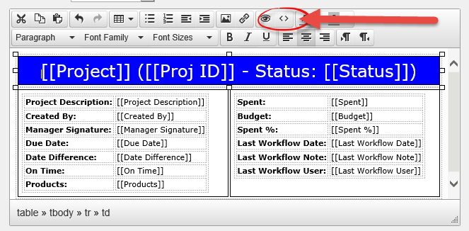 Using Custom Formatting In Infowise UltimateForms to
