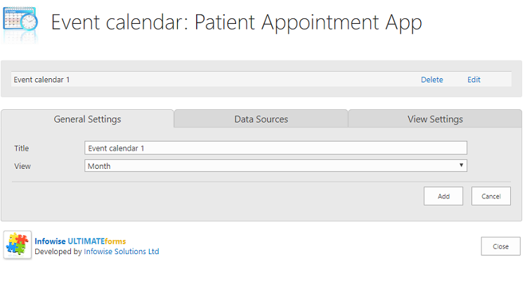 how to create patient appointment app in office 365 and sharepoint