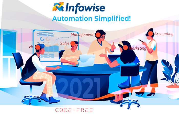 Infowise automation tools  30 day free trials