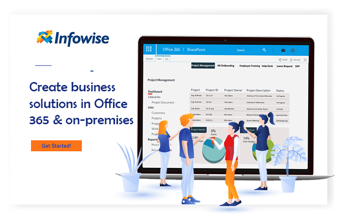 Infowise sharepoint industry solutions
