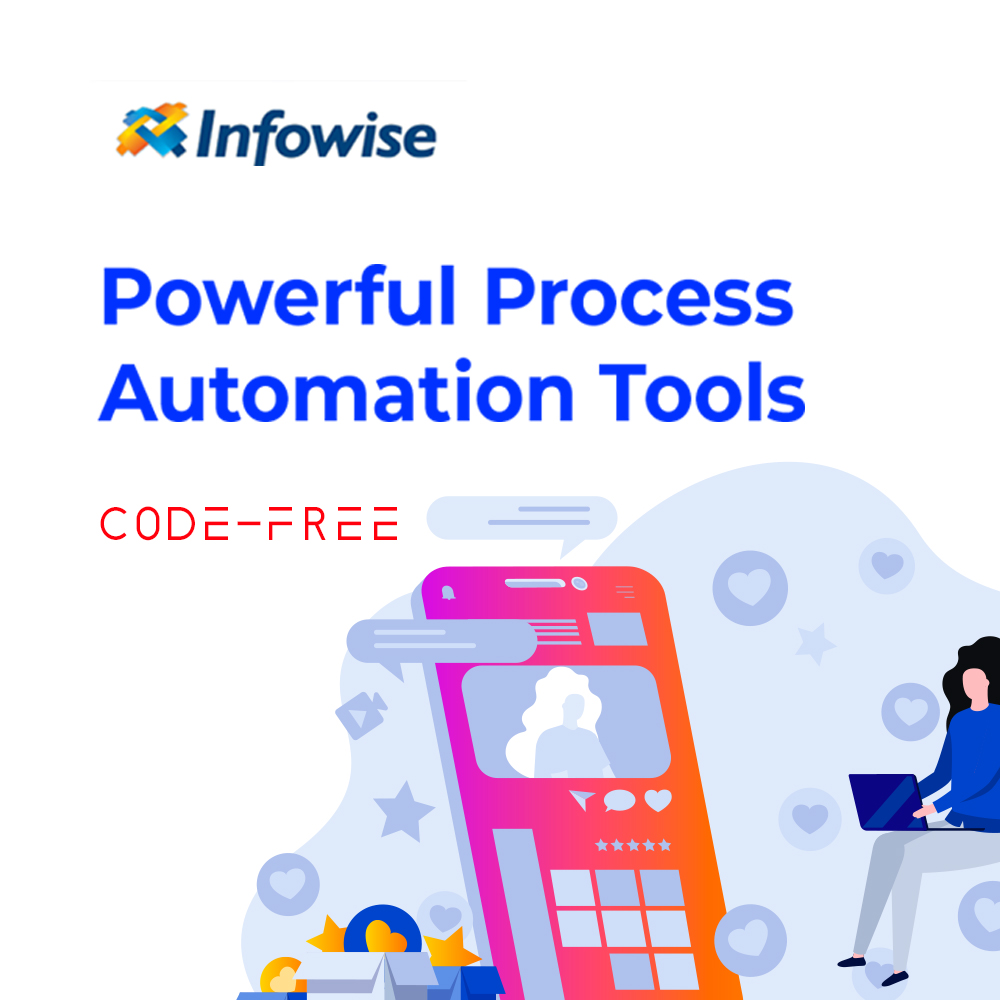 Infowise process automation