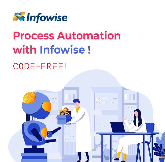 Infowise process automation tools