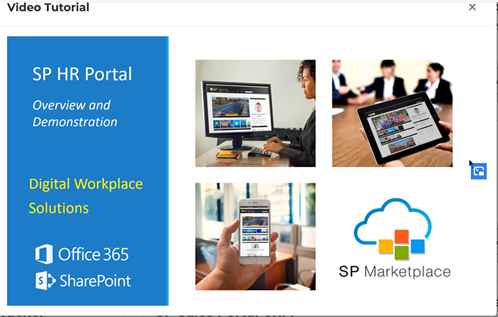 SharePoint Human Resources Portals