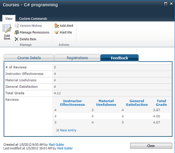 employee training free sharepoint app infowise